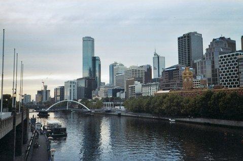 Melbourne, Australien - Ute Scheller, Reisebegleitung Down Under