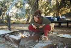 Am frühen Morgen im Outback - in der Nähe von Katherine