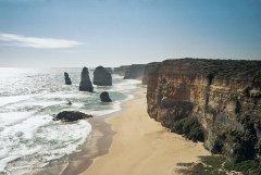 12 Apostels - Ute Scheller, Reisebegleitung Australien